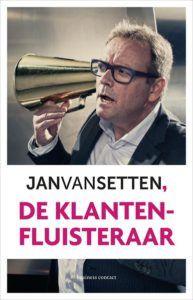 Cover 'De klantenfluisteraar'